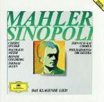 【輸入盤】MAHLER:DAS KLAGENDE LIED(通常)(輸入盤CD)