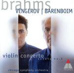 【輸入盤】Brahms:Violin Concerto/Violin Sonata no.3(通常)(輸入盤CD)
