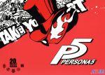 ペルソナ5 <20thアニバーサリー・エディション>(BOX、アートブック、CD5枚付)(初回限定版)(ゲーム)
