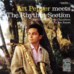 【輸入盤】ART PEPPER MEETS THE RHYTHM SECTION(通常)(輸入盤CD)