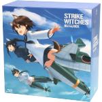 ワールドウィッチーズシリーズ:ストライクウィッチーズ コンプリート Blu-ray BOX(初回生産限定版)(Blu-ray Disc)(三方背BOX、アナログ、ブックレット付)(BLU-RAY DISC)(DVD)