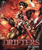 DRIFTERS Blu-ray BOX(特装限定生産版)(Blu-ray Disc)(BD、CD3枚、特装箱、原画集、解説書付)(BLU-RAY DISC)(DVD)