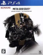 METAL GEAR SOLID Ⅴ:GROUND ZEROES + THE PHANTOM PAIN(ゲーム)