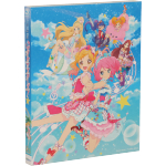 劇場版アイカツスターズ!&アイカツ!~ねらわれた魔法のアイカツ!カード~ アイカツ☆アイランドBOX(完全初回生産限定版)(Blu-ray Disc)(CD2枚、スリーブ、カード、リーフレット、ポスター2枚、ブックレット、地図、掛け軸付)(BLU-RAY DISC)(DVD)