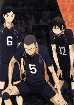 ハイキュー!! 烏野高校 VS 白鳥沢学園高校 Vol.4(通常)(DVD)