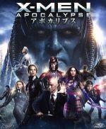 X-MEN:アポカリプス ブルーレイ&DVD(Blu-ray Disc)(BLU-RAY DISC)(DVD)