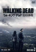 ウォーキング・デッド シーズン6 DVD-BOX 2(通常)(DVD)