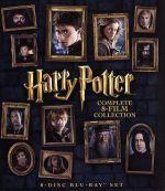 ハリー・ポッター 8-Film ブルーレイセット(Blu-ray Disc)(BLU-RAY DISC)(DVD)