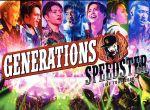 GENERATIONS LIVE TOUR 2016 SPEEDSTER(初回生産限定版)(Blu-ray Disc)(ボックスケース、フォトブック付)(BLU-RAY DISC)(DVD)