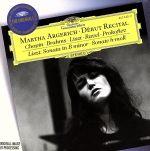 【輸入盤】MARTHA ARGERICH-LISZT:SONATE H-MOLL(通常)(輸入盤CD)