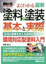 よくわかる最新塗料と塗装の基本と実際 生活と産業を支える塗料と塗装技術! 環境対応型塗料入門(図解入門 How‐nual Visual Guide Book)(単行本)