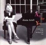【輸入盤】ALL FOR You(A Dedication TO THE NAT KING COLE TRIO)(通常)(輸入盤CD)