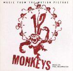 【輸入盤】12 MONCKEYS(通常)(輸入盤CD)