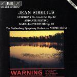 【輸入盤】Sibelius:Symphony No.5 etc.(通常)(輸入盤CD)