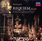 モーツァルト:レクイエム ニ短調 K.626(SHM-CD)(通常)(CDA)