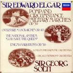 エルガー:エニグマ変奏曲、行進曲「威風堂々」(SHM-CD)(通常)(CDA)