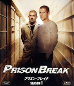 プリズン・ブレイク シーズン1<SEASONS ブルーレイ・ボックス>(Blu-ray Disc)(BLU-RAY DISC)(DVD)