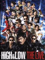 HiGH & LOW THE LIVE(初回生産限定版)(三方背BOX、フォトブック付)(通常)(DVD)