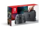 Nintendo Switch Joy-Con(L)/(R) グレー(HACSKAAAA)