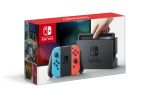 Nintendo Switch Joy-Con(L) ネオンブルー/(R) ネオンレッド(HACSKABAA)