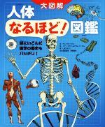 人体なるほど!図鑑 謎にいどんだ医学の歴史もバッチリ!(児童書)