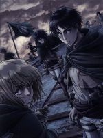 TVアニメ「進撃の巨人」Season 2 Vol.1(Blu-ray Disc)(BLU-RAY DISC)(DVD)