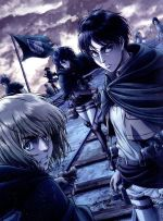 TVアニメ「進撃の巨人」Season 2 Vol.1(通常)(DVD)