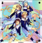 あんさんぶるスターズ! ユニットソングCD 3rdシリーズ vol.7 Ra*bits(通常)(CDS)