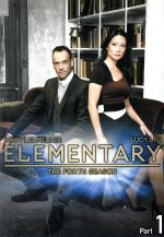 エレメンタリー ホームズ&ワトソン in NY シーズン4 DVD-BOX Part1(通常)(DVD)