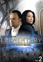 エレメンタリー ホームズ&ワトソン in NY シーズン4 DVD-BOX Part2(通常)(DVD)