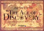 "TrySail First Live Tour""The Age of Discovery""(初回生産限定版)(Blu-ray Disc)(三方背ケース、特典CD1枚、ツアースタッフパスレプリカ付)(BLU-RAY DISC)(DVD)"