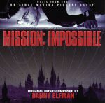 【輸入盤】MISSION:IMPOSSIBLE(通常)(輸入盤CD)