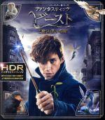 ファンタスティック・ビーストと魔法使いの旅(4K ULTRA HD+3Dブルーレイ+Blu-ray Disc)(4K ULTRA HD)(DVD)