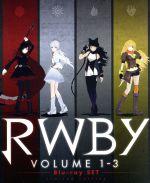RWBY VOLUME 1-3 Blu-ray SET(初回仕様版)(Blu-ray Disc)(Blu-ray Disc2枚付)(BLU-RAY DISC)(DVD)