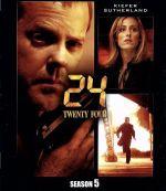 24-TWENTY FOUR-シーズン5<SEASONS ブルーレイ・ボックス>(Blu-ray Disc)(BLU-RAY DISC)(DVD)