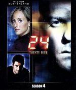 24-TWENTY FOUR-シーズン4<SEASONS ブルーレイ・ボックス>(Blu-ray Disc)(BLU-RAY DISC)(DVD)