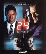 24-TWENTY FOUR-シーズン2<SEASONS ブルーレイ・ボックス>(Blu-ray Disc)(BLU-RAY DISC)(DVD)