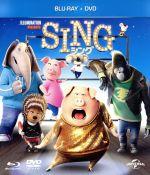 SING/シング ブルーレイ+DVDセット(Blu-ray Disc)(BLU-RAY DISC)(DVD)