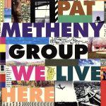【輸入盤】WE LIVE HERE(通常)(輸入盤CD)