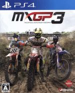 MXGP3 The Official Motocross Videogame (ゲーム)