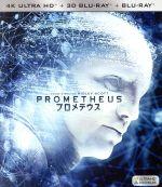 プロメテウス(4K ULTRA HD+3Dブルーレイ+Blu-ray Disc)(4K ULTRA HD)(DVD)