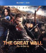 グレートウォール ブルーレイ+DVDセット(Blu-ray Disc)(BLU-RAY DISC)(DVD)