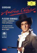 ジョルダーノ:歌劇「アンドレア・シェニエ」(通常)(DVD)