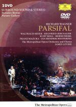 ワーグナー:舞台神聖祭典劇「パルジファル」(通常)(DVD)