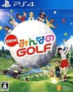 New みんなのGOLF(ゲーム)