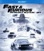 ワイルド・スピード オクタロジー Blu-ray SET(初回生産限定)(Blu-ray Disc)(BLU-RAY DISC)(DVD)