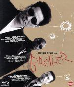 BROTHER(Blu-ray Disc)(BLU-RAY DISC)(DVD)