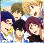 『特別版 Free!-Take Your Marks-』OP主題歌「FREE-STYLE SPIRIT」/ED主題歌「What Wonderful Days!!」(通常)(CDS)