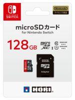 microSDカード 128GB for Nintendo Switch