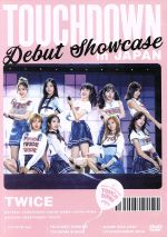 "TWICE DEBUT SHOWCASE""Touchdown in JAPAN""(通常)(DVD)"